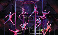 Cirque du Soleil у Мінску