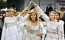 """VI Фолк-фестываль """"Камянiца"""""""