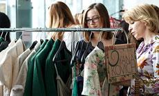 Вясенні Bolshoy Fashion Market у Мінску