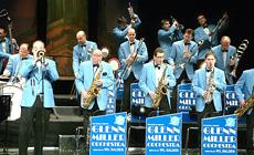 Glenn Miller Orchestra Europe ў Мінску
