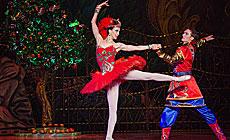 "Прэм'ера балета ""Жар-птушка"" ў Мінску"