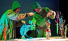 Міжнародны фестываль лялечных тэатраў у Гродне
