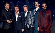 Backstreet Boys у Мінску