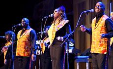Harlem Gospel Choir у Мінску