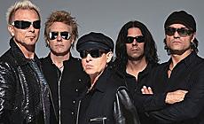 Scorpions у Мінску