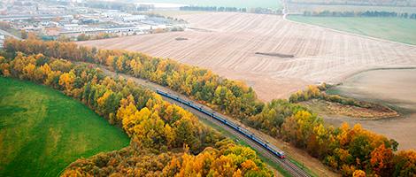 Восень у Беларусі