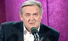 """Творчы вечар Юрыя Стаянава """"Для сваіх"""" у Мінску"""