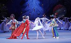 """Праект TheatreHD: балет """"Шчаўкунок"""" у Вялікім тэатры"""