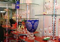 Белорусские стекло и хрусталь