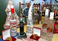 Белорусская водка, бальзамы, настойки