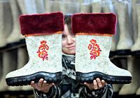 Беларускія валёнкі