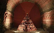 Подземное отделение спелеолечения