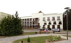 Республиканская больница спелеолечения в Солигорске