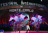 Артисты Белгосцирка на фестивале в Монте-Карло