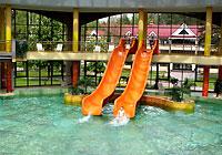 The Ozerny health resort