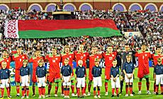 Беларусь-Францыя. Кваліфікацыя да Еўра-2012