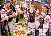 """Кулинарный фестиваль """"Мотальскiя прысмакi"""""""