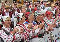 """Фестиваль этнокультурных традиций """"Зов Полесья"""""""