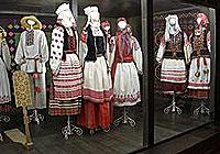 Беларускія народныя касцюмы