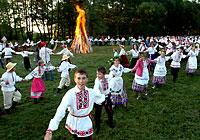 Белорусское Купалье