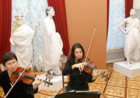 Концерт в Гомельском дворце