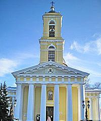 Свята-Петра-Паўлаўскі кафедральны сабор