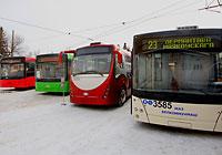 Городской транспорт в Беларуси