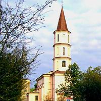 Свято-Троицкий костел в Ружанах