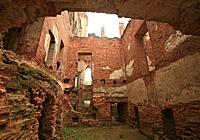 Подземный ход Коссовского замка