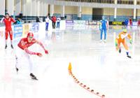Международные соревнования по скоростному бегу на коньках