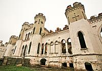 Памяшканні палаца Пуслоўскіх