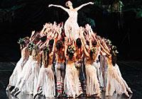 """Прэм'ера балета """"Вітаўт"""""""