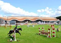 Республиканский центр олимпийской подготовки конного спорта и коневодства в поселке Ратомка