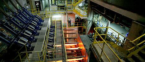 Belarusian Steel Works (BMZ trademark