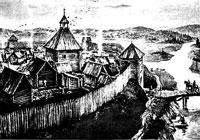 Траецкае прадмесце ў ХII–ХIII стагоддзях