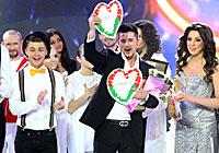 Юрий Ващук - победитель Национального отборочного тура