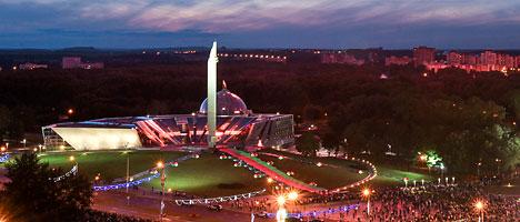Музей истории Великой Отечественной войны на проспекте Победителей