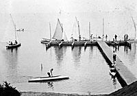 Озеро Нарочь, н. ХХ века