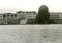 Sanatorium Naroch, 1950s