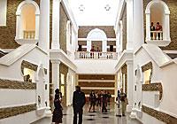 Новы будынак музея