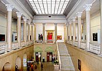 Нацыянальны мастацкі музей сёння