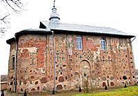Борисо-Глебская церковь сегодня