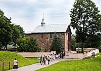 Коложская церковь сегодня