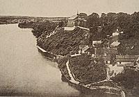 Барыса-Глебская царква, 1915 год