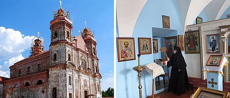 Юровичский Свято-Рождество-Богородичный собор и монастырь