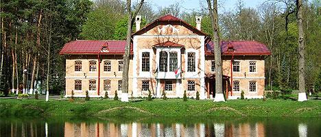 Усадьба в деревне Кореневка