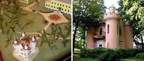 Усадьба Гуттен-Чапских в деревне Станьково