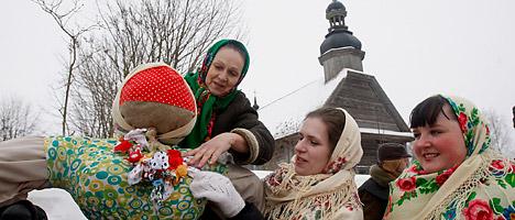 В Белорусском государственном музее народной архитектуры и быта