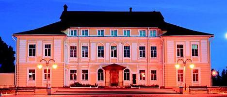 Архиерейский дворец в Могилеве