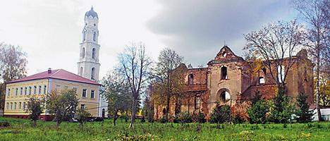 Пустынский Свято-Успенский монастырь